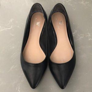 Cute pointy toe flats
